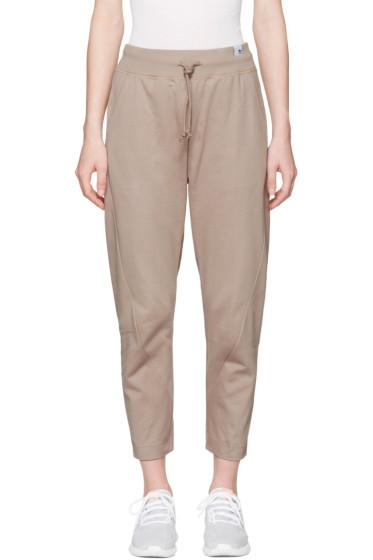 adidas Originals XBYO - Taupe Slim Lounge Pants