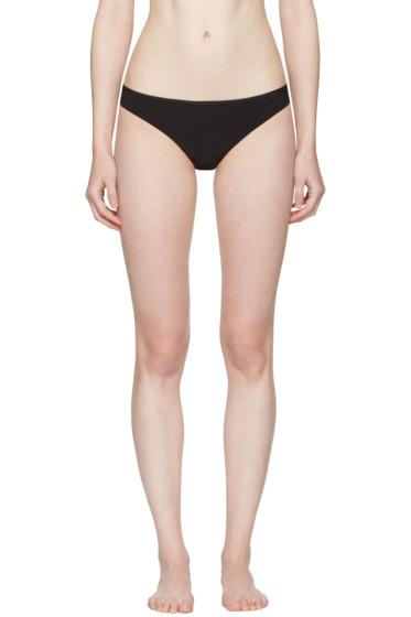 Ward Whillas - Black Ginny Bikini Bottom