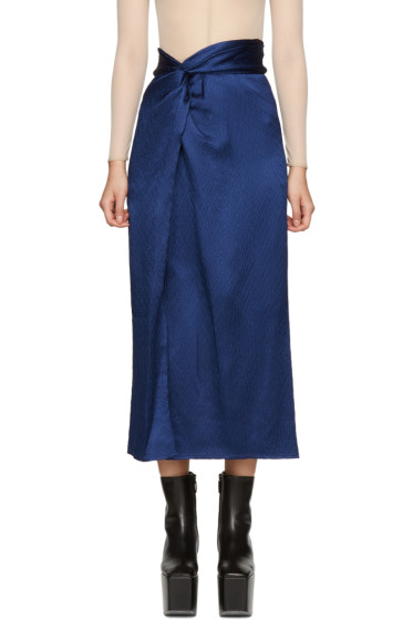 Sies Marjan - Navy Brady Skirt