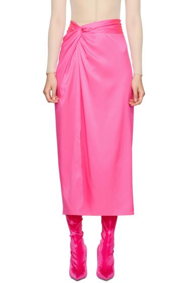 Sies Marjan - ピンク ブレイディ スカート
