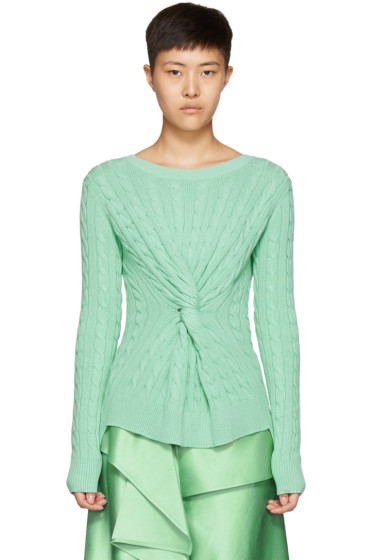 Sies Marjan - Green Zoe Sweater