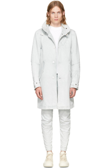 Raw Research - Blue Empral Coat