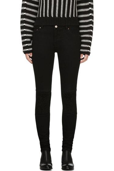 Avelon - Black Neon Sheep Jeans