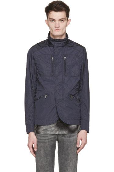 Colmar - Navy Nylon Florida Man Jacket