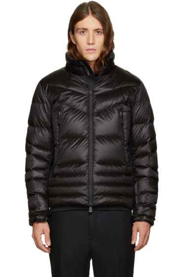 Moncler Grenoble - Black Down Canmore Jacket