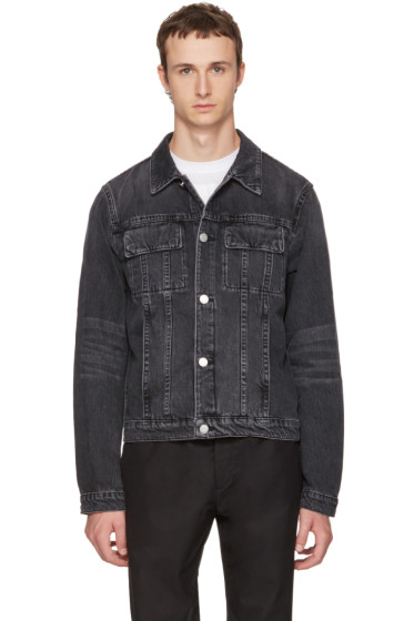 Helmut Lang - Grey Denim Mr. 87 Jacket