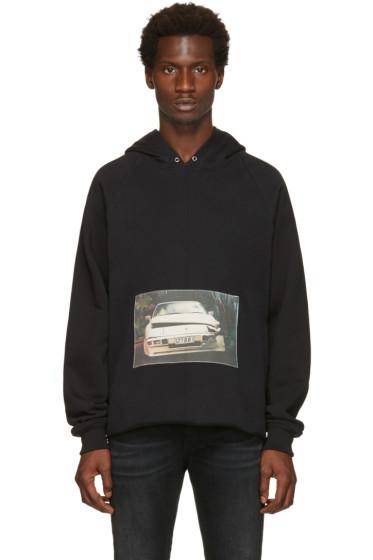 Enfants Riches Déprimés - Black Porsche Crash Hoodie