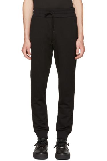Dolce & Gabbana - Black Bee Lounge Pants