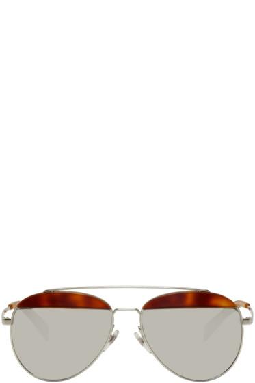 Oliver Peoples pour Alain Mikli - Silver Paon Sunglasses