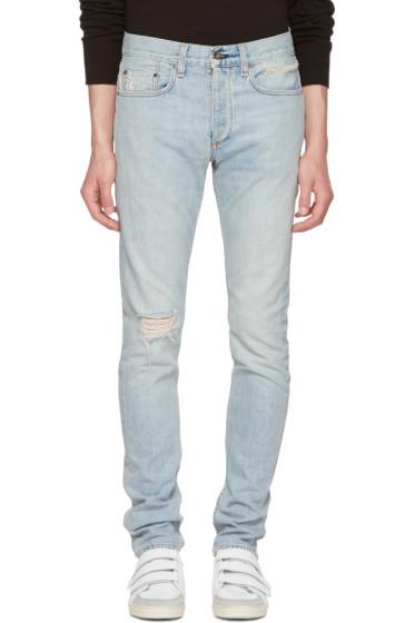Rag & Bone - Indigo Fit 2 Jeans