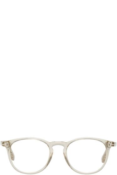 Tom Ford - Transparent FT5401 Glasses