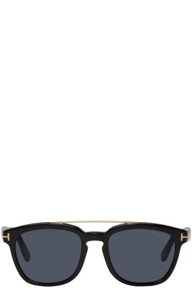 Tom Ford - Black FT0516 Sunglasses