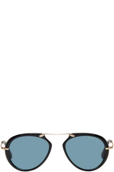 Tom Ford - Black FT0473 Sunglasses