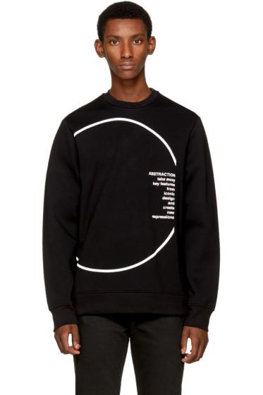 Diesel Black Gold - Black Circle Sweatshirt
