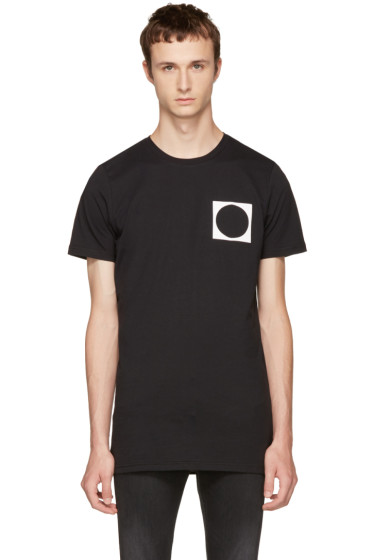 Diesel Black Gold - Black Circle T-Shirt