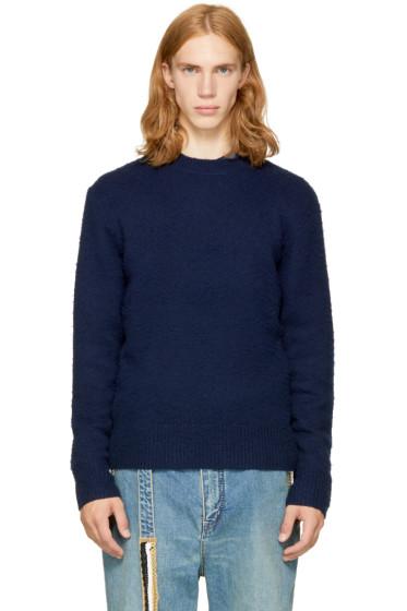 Acne Studios - Navy Peele Sweater