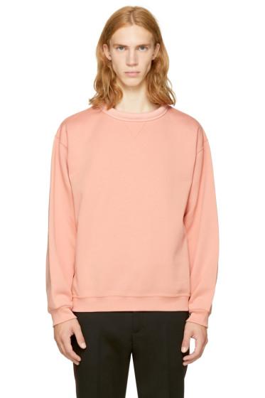 Acne Studios - Pink Fint Sweatshirt