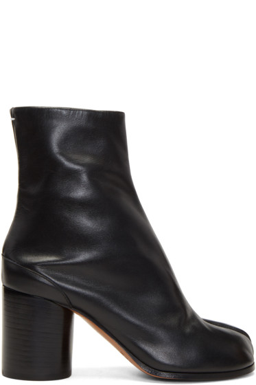 Maison Margiela - Black Tabi Boots