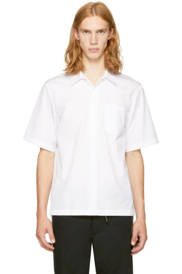3.1 Phillip Lim - White Box Cut Shirt