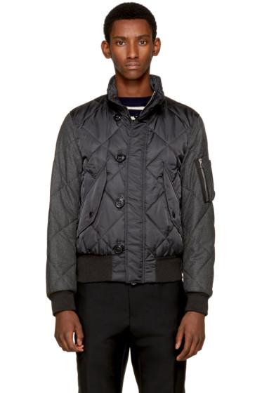 Burberry - Black Mitchell Jacket