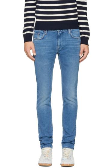 Burberry - Indigo Skinny Jeans