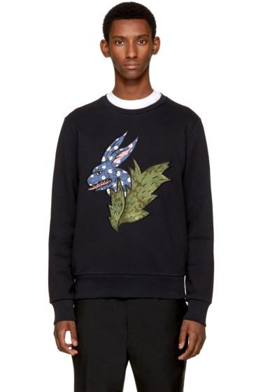Burberry - Black Rabbit Canton Sweatshirt