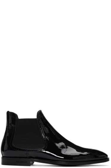 Burberry - Black Davy Chelsea Boots