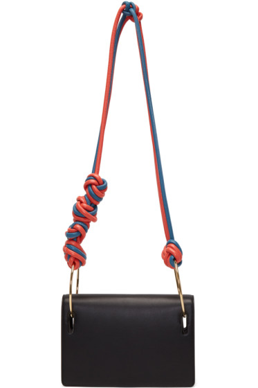 Roksanda - Black Ring Cord Bag