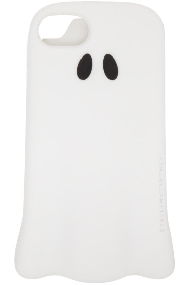 Stella McCartney - White Ghost iPhone 7 Case