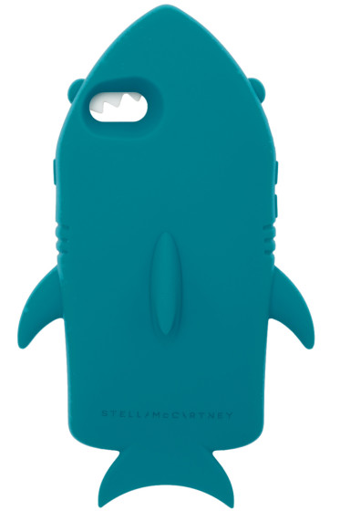 Stella McCartney - Blue Shark iPhone 7 Case