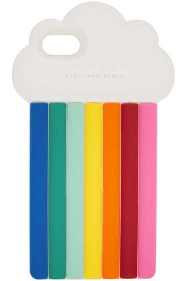 Stella McCartney - Multicolor Rainbow iPhone 7 Case