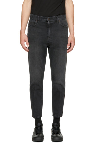 Stella McCartney - Black Carrot Jeans
