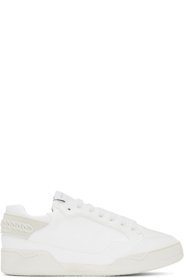Stella McCartney - White Cord Sneakers