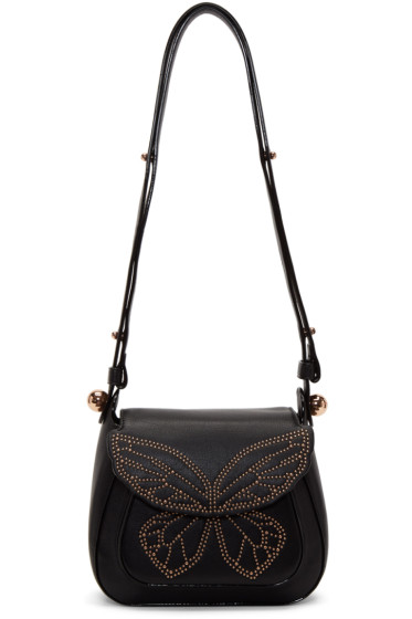 Sophia Webster - Black Evie Bag