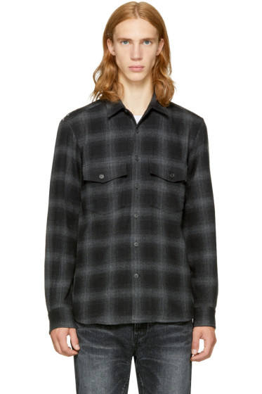 Marcelo Burlon County of Milan - Grey Sham Shirt