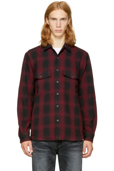 Marcelo Burlon County of Milan - Red Iamens Shirt