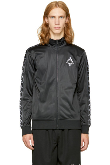 Marcelo Burlon County of Milan - Black Kappa Edition Track Jacket