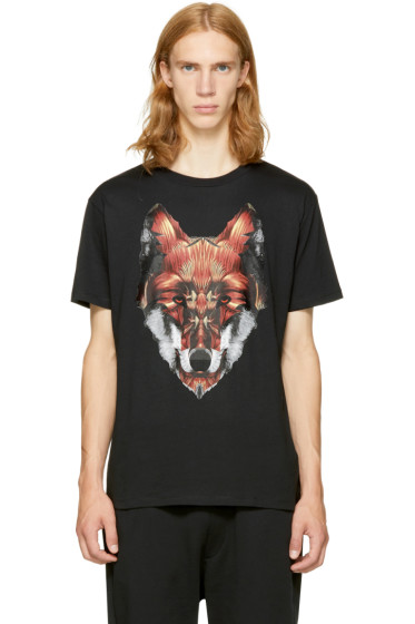 Marcelo Burlon County of Milan - Black Got T-Shirt
