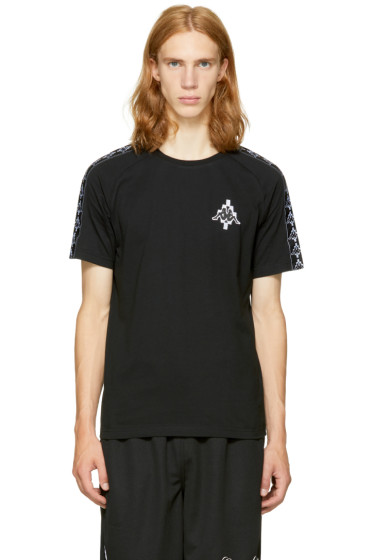 Marcelo Burlon County of Milan - Black Kappa Edition Long Sleeve T-Shirt