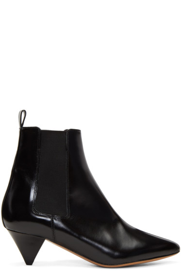Isabel Marant - Black Dawell Boots