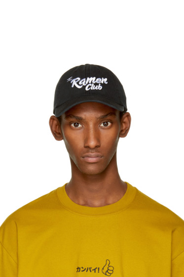 Song for the Mute - Black NOTHING Edition 'Ramen Club' Cap