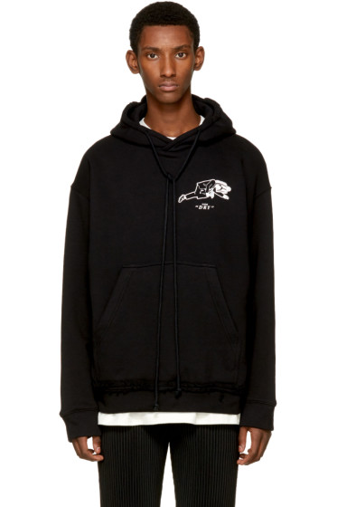 Song for the Mute - Black NOTHING Edition 'Super Dry' Hoodie