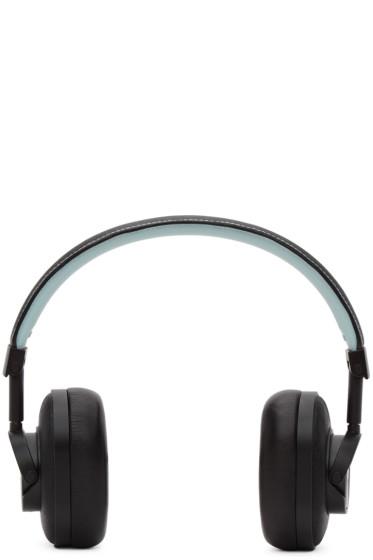 Master & Dynamic - Black & Blue Bamford Watch Department Edition Wireless MW60 Headphones