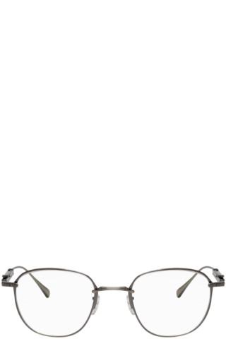 498d37262cb0 Mr. Leight  Gunmetal Mulholland CL Glasses