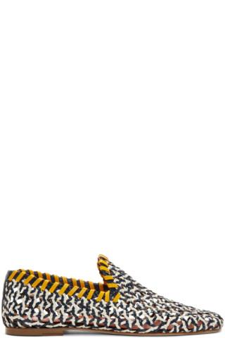 6500484172b Acne Studios  Multicolor Gamaal Loafers