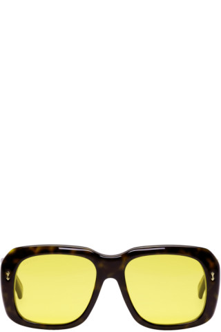 1c23dda932 Gucci  Tortoiseshell Opulent Luxury Sunglasses