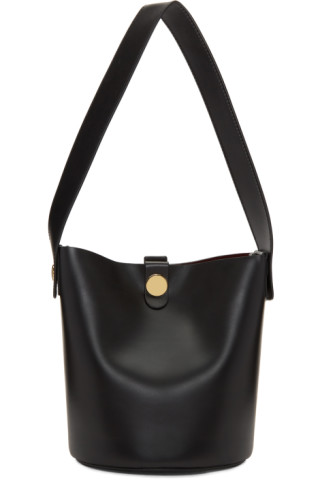 Sophie Hulme - Black Small Swing Bag