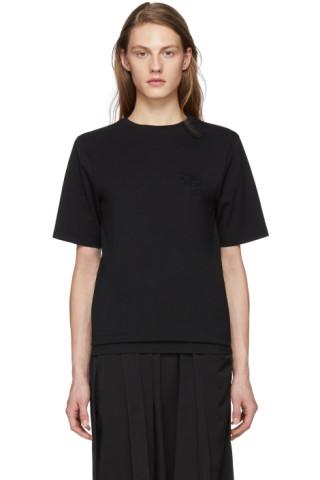 Loewe - Black Anagram T Shirt