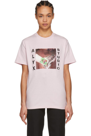 Alyx - Pink Visual Edition Powerpuff T Shirt
