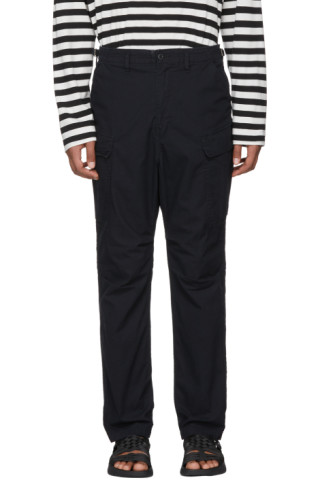 Pantalon Cargo Noir Trooper by Nonnative